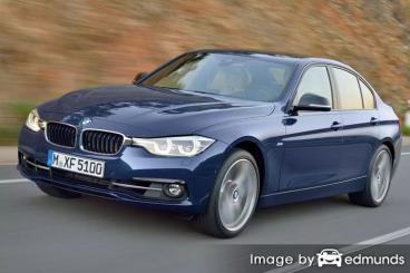 Insurance quote for BMW 328i in Newark