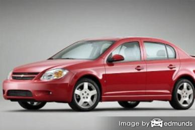 Insurance rates Chevy Cobalt in Newark