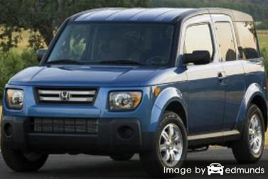 Insurance quote for Honda Element in Newark