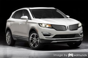 Insurance for Lincoln MKC