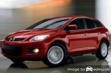 Insurance rates Mazda CX-7 in Newark