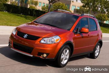 Insurance for Suzuki SX4