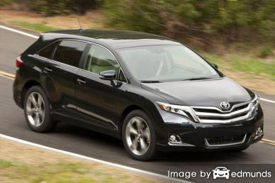 Insurance quote for Toyota Venza in Newark